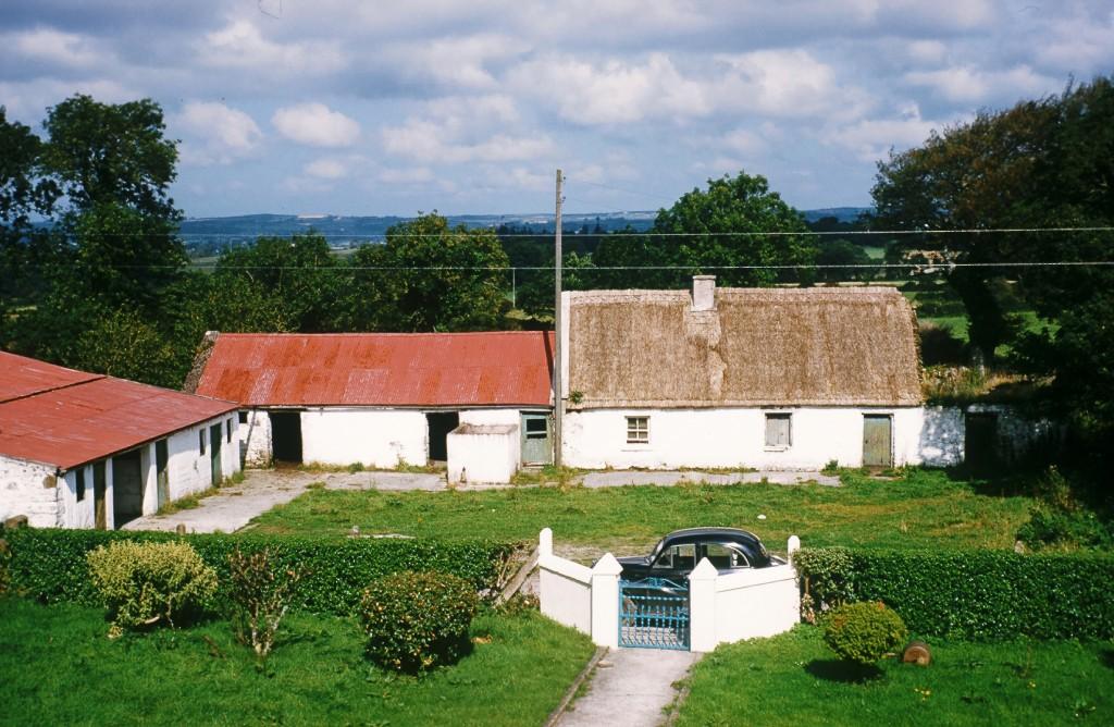 old house in Farmersbridge